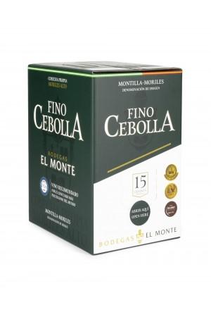 Fino Cebolla (Bag in Box 5 litros)