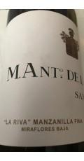 La Riva Manzanilla Fina Miraflores Baja M. Ant. De La Riva