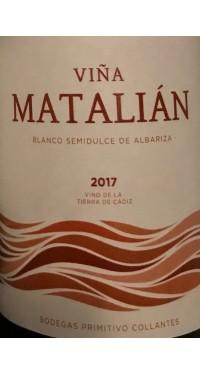 Viña Matalián Semidulce 2017