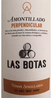 Amontillado Perpendicular Las Botas