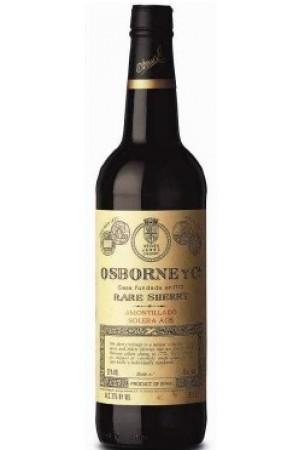 Amontillado Solera AOS RARE Sherry