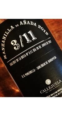 Manzanilla de Añada Callejuela 3/11 2012