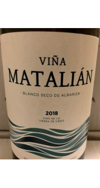 Viña Matalian  seco 2018