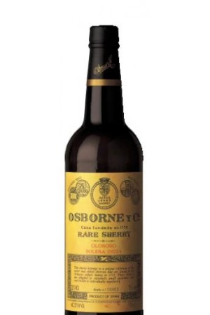 Oloroso Solera India RARE Sherry